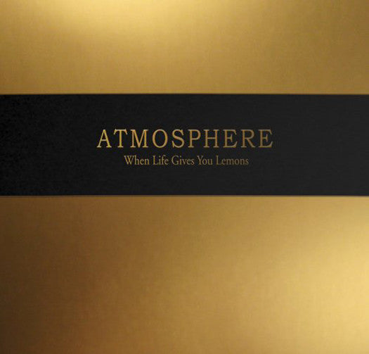 ATMOSPHERE WHEN LIFE GIVES YOU A LEMON YOU PAINT THAT LP VINYL NEW (US)