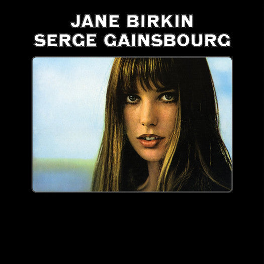JANE BIRKIN SERGE GAINBOURG LP VINYL NEW (US) 33RPM
