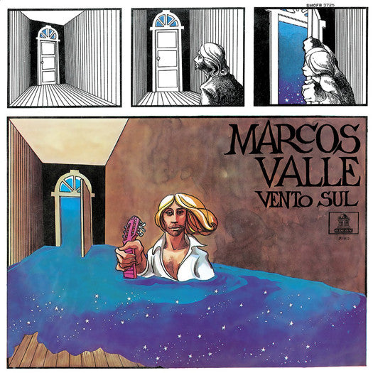 MARCOS VALLE VENTO SOUL LP VINYL NEW (US) 33RPM