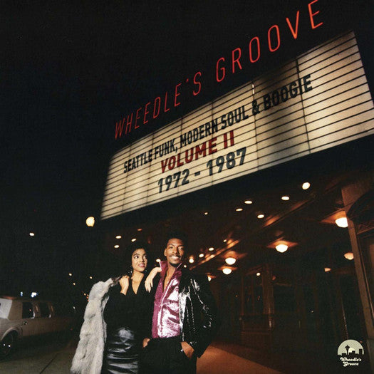 WHEEDLE'S GROOVE SEATTLE FUNK 2 1972-1987 LP VINYL NEW (US) 33RPM