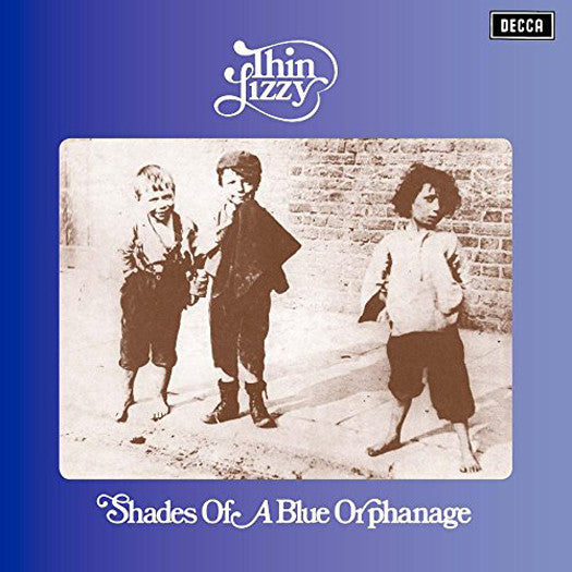 THIN LIZZY SHADES OF A BLUE ORPHANAGE (24BT) LP VINYL NEW (US) 33RPM