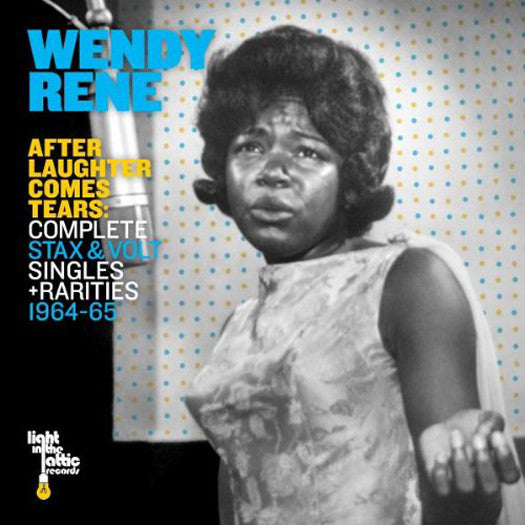 WENDY RENE AFTER LAUGHTER COMES TEARS COMPLETE STAX LP VINYL NEW (US)