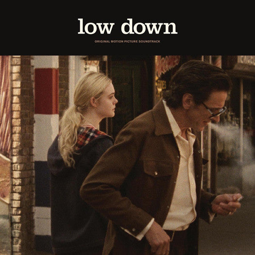 LOW DOWN O.S.T. LP VINYL NEW (US) 33RPM DELUXE