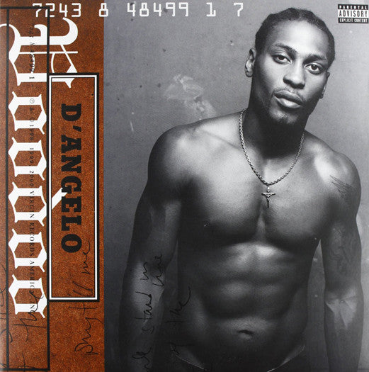 D'ANGELO VOODOO LP VINYL NEW (US) 33RPM