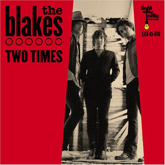 BLAKES TWO TIMES 7 INCH VINYL SINGLE NEW 45RPM 2009