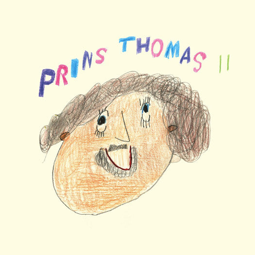 PRINS THOMAS PRINS THOMAS 2 LP VINYL 33RPM NEW