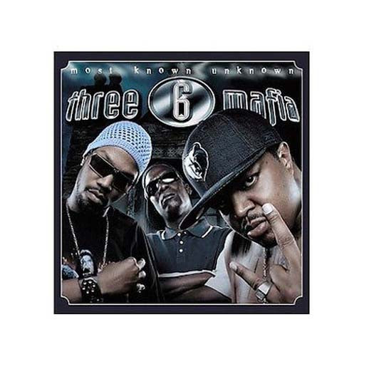 THREE 6 MAFIA Most Known Unknown 2LP Vinyl NEW 2017