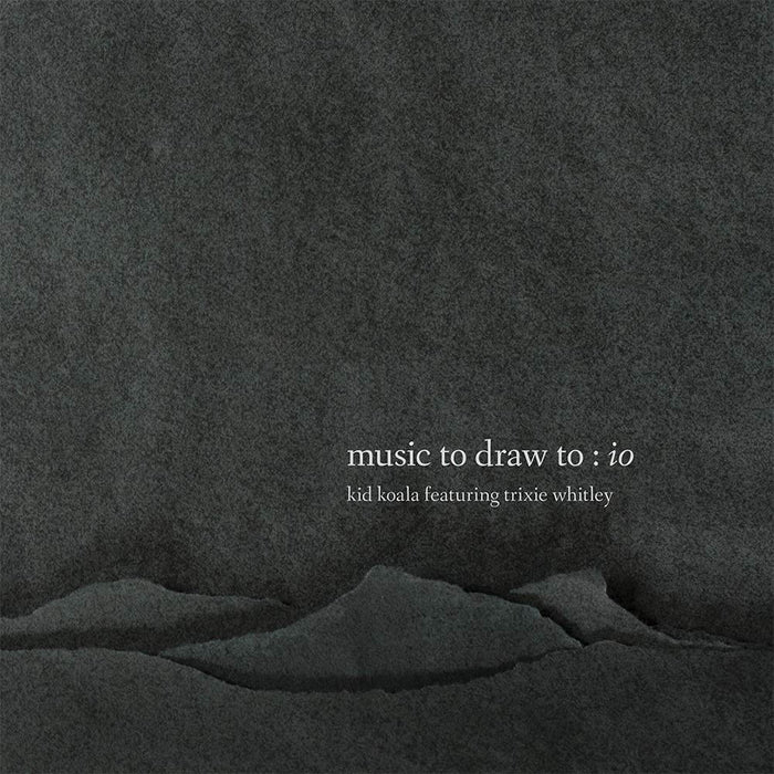 Kid Koala Music to Draw to Io Double Vinyl LP New 2019