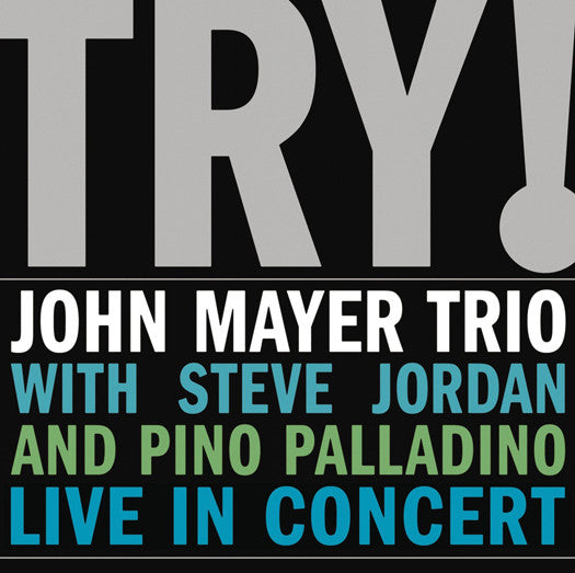 JOHN MAYER JOHN MAYER TRIO LIVE LP VINYL NEW (US) 33RPM