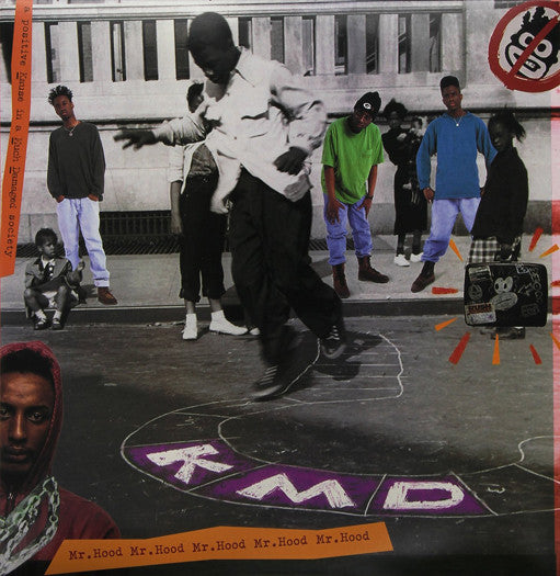 KMD MR. HOOD VINYL LP NEW 33RPM