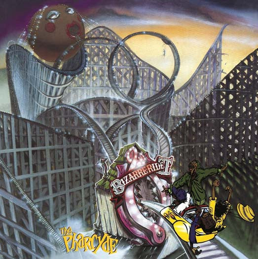 PHARCYDE BIZZARE RIDE II THE PHARCYDE LP VINYL NEW 33RPM