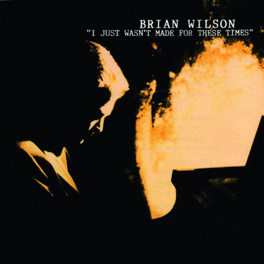 BRIAN WILSON I JUST WASN T MADE FOR THES LP VINYL NEW