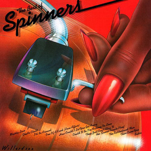 SPINNERS BEST OF SPINNERS LP VINYL NEW (US) 33RPM LIMITED EDITION