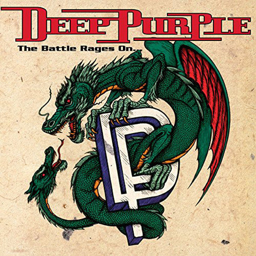 DEEP PURPLE BATTLE RAGES ON LP VINYL NEW (US) 33RPM LIMITED EDITION
