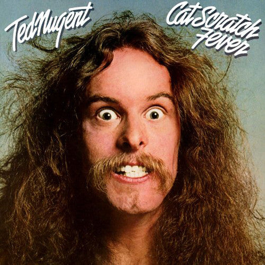 TED NUGENT CAT SCRATCH FEVER LIMITED EDITION LP VINYL NEW (US) 33RPM