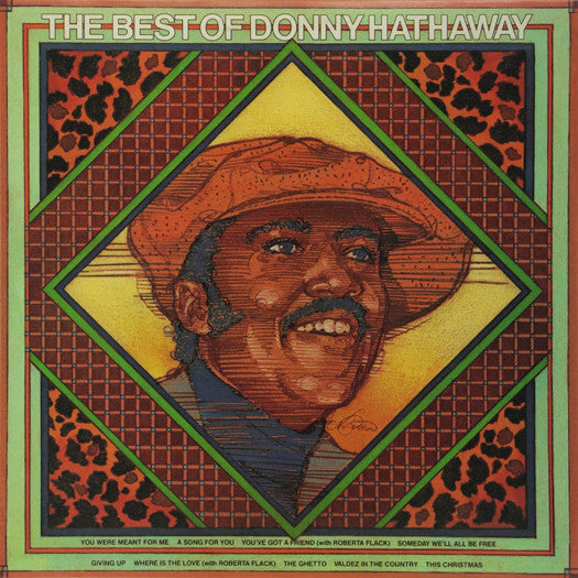 BEST OF DONNY HATHAWAY LIMITED EDITION LP VINYL NEW (US)