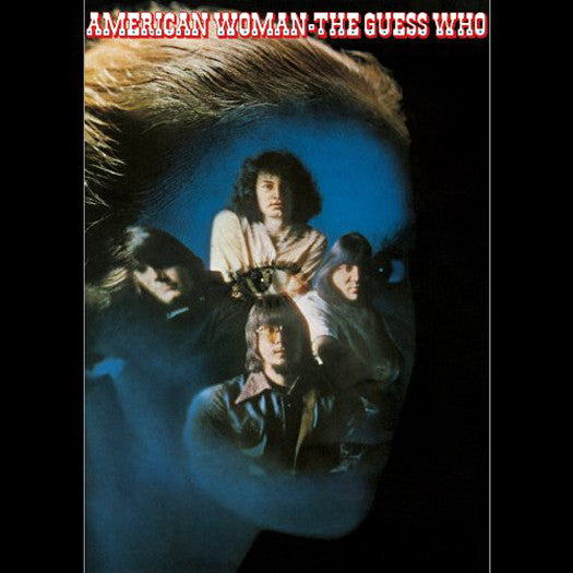 GUESS WHO AMERICAN WOMAN LP VINYL NEW (US) 33RPM LIMITED EDITION