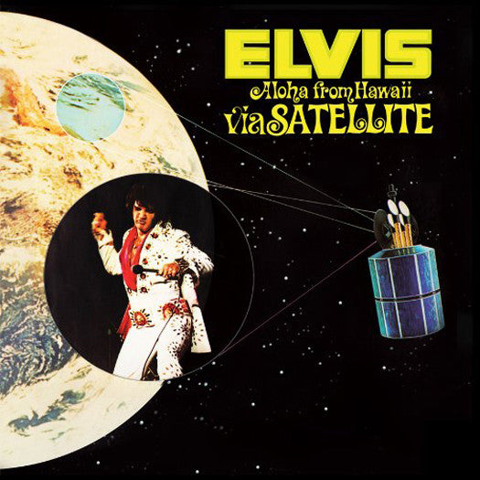 ELVIS PRESLEY ALOHA FROM HAWAII VIA SATELLITE LIMITED LP VINYL NEW (US)