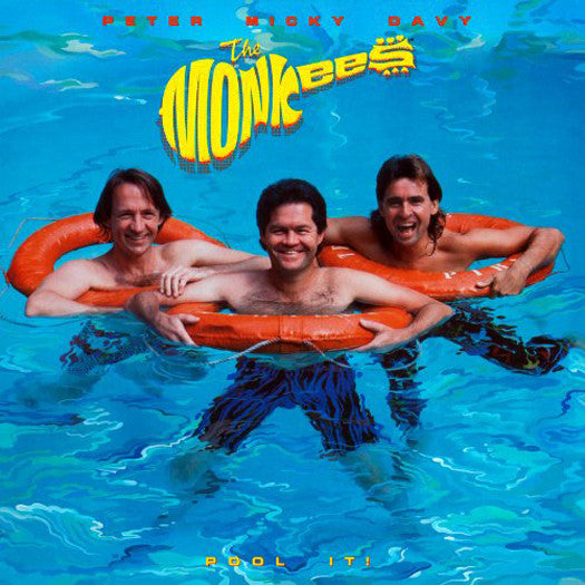 MONKEES POOL IT LP VINYL NEW 33RPM LIMITED EDITION