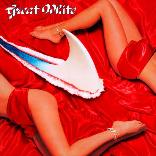 GREAT WHITE TWICE SHY LP VINYL NEW 33RPM LIMITED ED RED LP VINYL