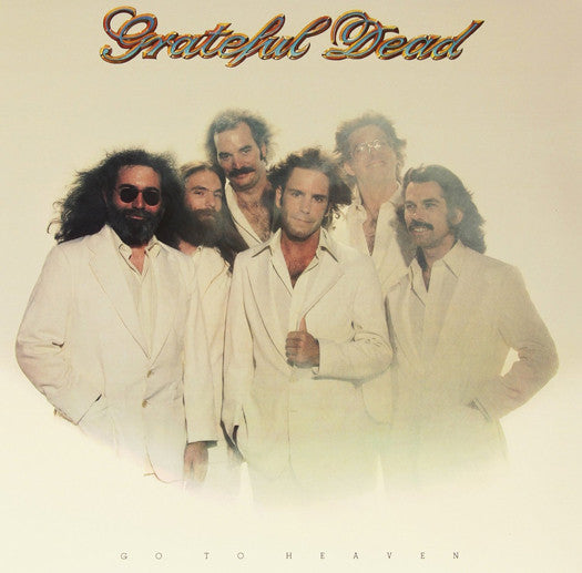 GRATEFUL DEAD GO TO HEAVEN LP VINYL NEW (US) 33RPM LIMITED EDITION