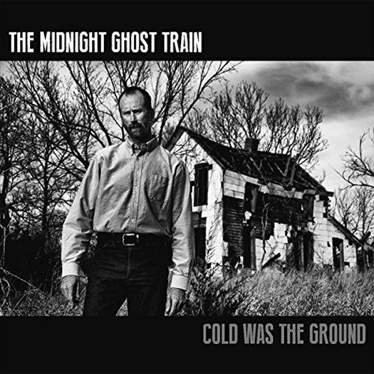 MIDNIGHT GHOST TRAIN COLD WAS THE GROUND LP VINYL NEW (US) 33RPM