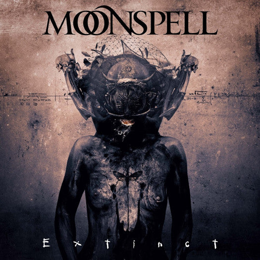 MOONSPELL EXTINCT LP VINYL NEW (US) 33RPM