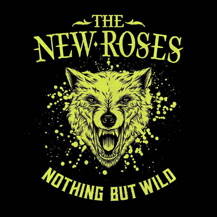 The New Roses Nothing But Wild Vinyl LP New 2019