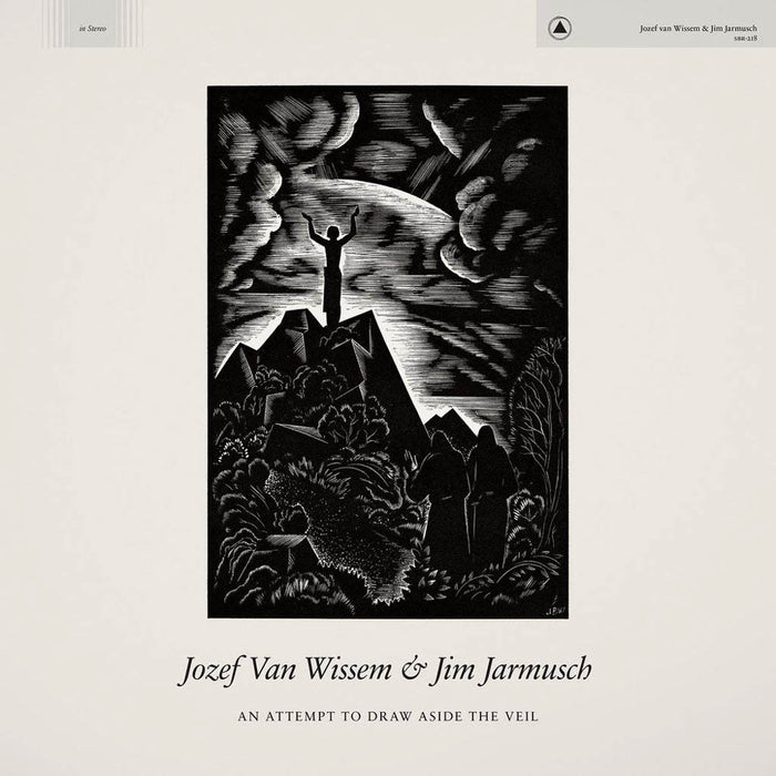 Jozef Van Wissem Jim Jarmusch An Attempt to Coloured Vinyl LP New 2019