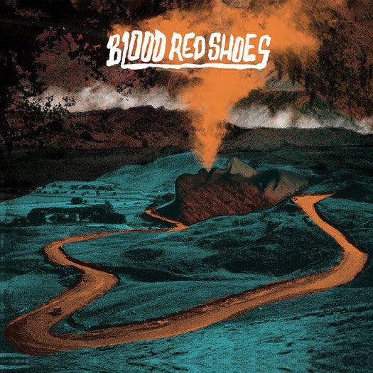 BLOOD RED SHOES LP VINYL NEW (US) 33RPM
