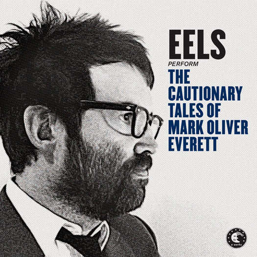 EELS CAUTIONARY TALES OF MARK OLIVER EVERETT LP VINYL NEW (US) 33RPM