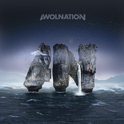 AWOLNATION MEGALITHIC SYMPHONY LP VINYL NEW (US) 33RPM