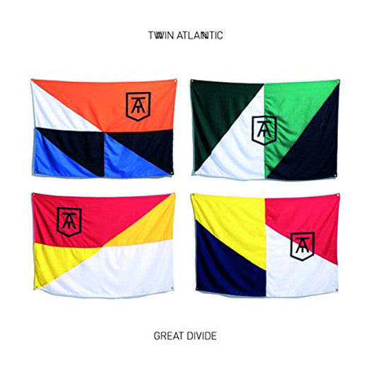 TWIN ATLANTIC GREAT DIVIDE LP VINYL 33RPM NEW