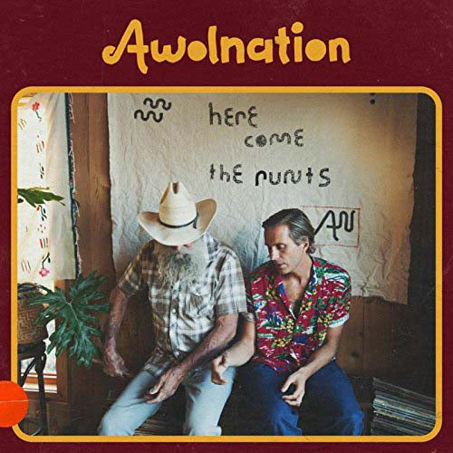 AWOLNATION Here Come The Runts LP Vinyl NEW 2018