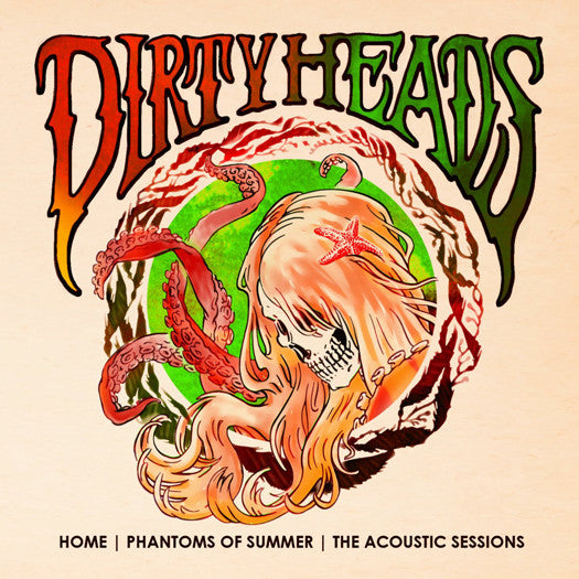 DIRTY HEADS HOME PHANTOMS OF SUMMER ACOUSTIC LP VINYL NEW (US) 33RPM