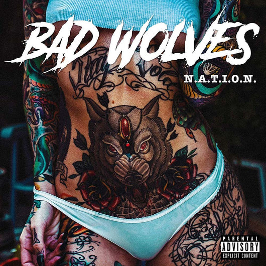 Bad Wolves - N.A.T.I.O.N. Vinyl LP New 2019