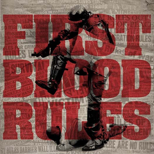 FIRST BLOOD Rules LP Vinyl NEW 2017