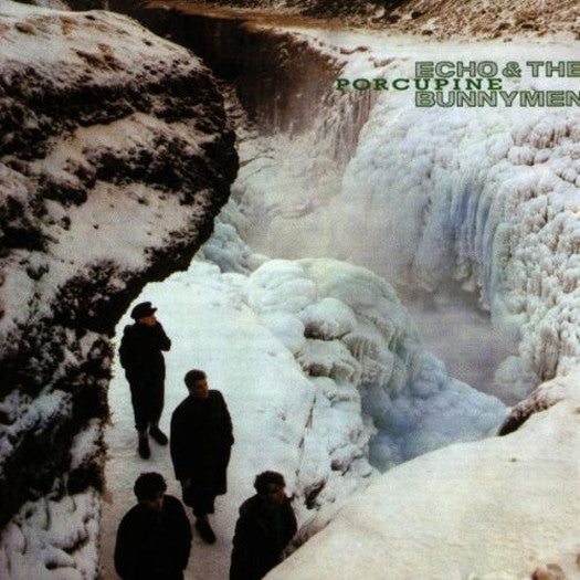 ECHO & BUNNYMEN PORCUPINE LP VINYL NEW (US) 33RPM