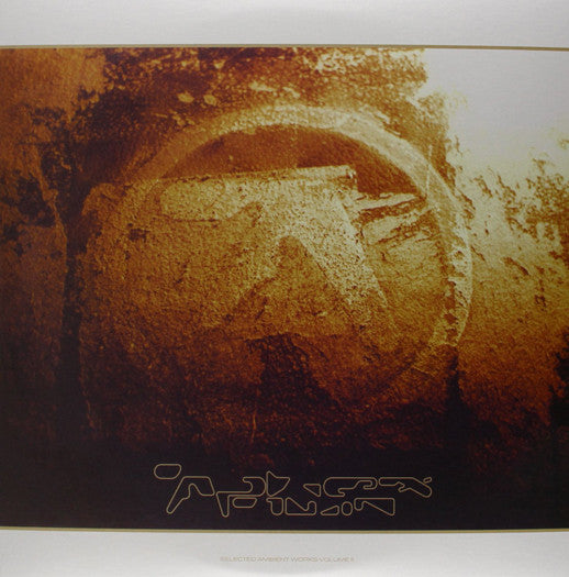 APHEX TWIN SELECTED AMBIENT WORKS II LP VINYL NEW (US) 33RPM