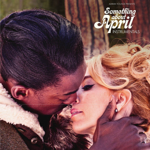 ADRIAN YOUNGE VENICE DAWN SOMETHING ABOUT APRIL LP VINYL NEW (US)