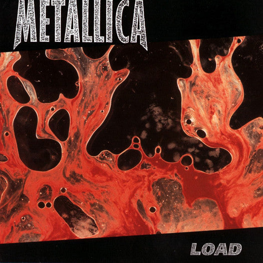 METALLICA LOAD LP VINYL NEW (US) 33RPM