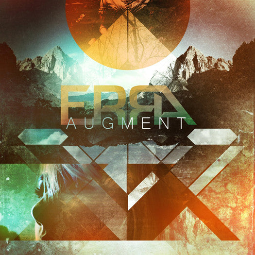 ERRA AUGMENT LP VINYL NEW 2014 33RPM BLUE LP VINYL