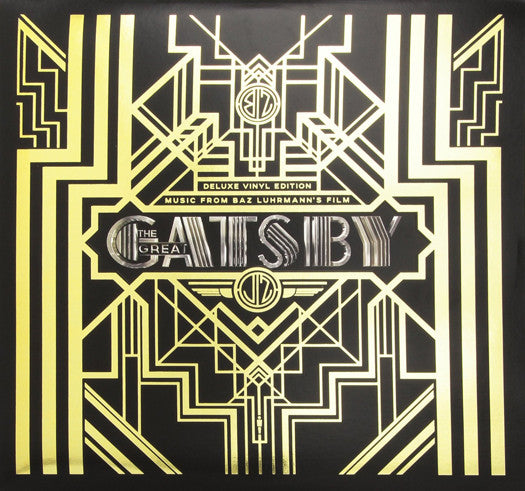 GREAT GATSBY SOUNDTRACK LP VINYL 33RPM NEW 2013
