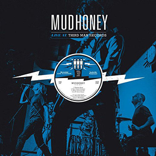 MUDHONEY LIVE AT THIRD MAN RECORDS LP VINYL NEW (US) 33RPM