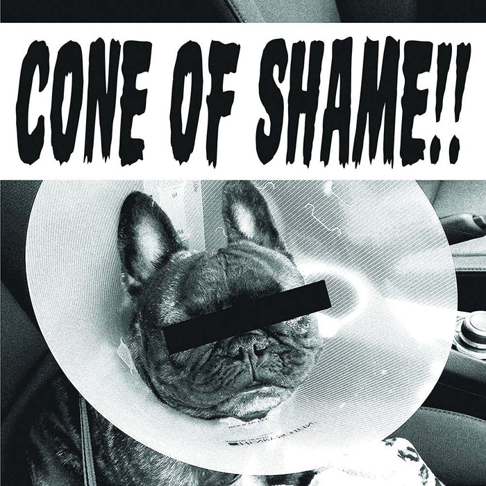 "Faith No More Cone Of Shame Clear 7"" Vinyl Single New 2016"
