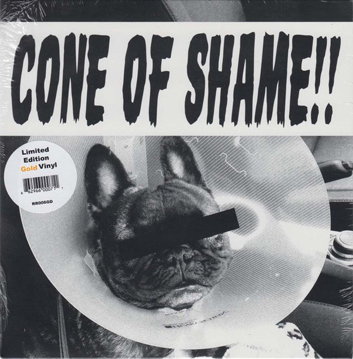 "Faith No More Cone Of Shame Gold 7"" Vinyl Single New 2016"