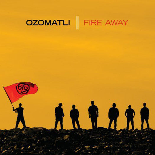 OZOMATLI FIRE AWAY LP VINYL NEW (US) 33RPM