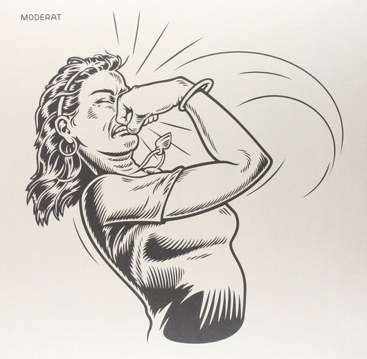 MODERAT MODERAT LP VINYL 33RPM NEW