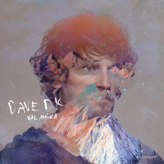 DAVE DK VAL MAIRA CD AND LP VINYL NEW (US) 33RPM