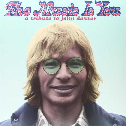 MUSIC IS YOU A TRIBUTE TO JOHN DENVER  LP VINYL NEW (US)